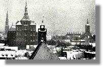 St. Jacobi, Blick vom Turm, ca.1930