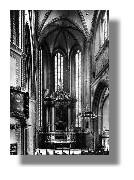 St.Petri, Chor, um 1935