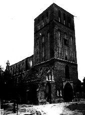 St.Petri, zerstört, um 1942